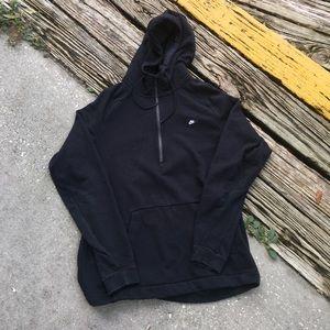 Nike zip up hoodie sweater  Size XXL